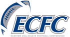 Eastern Collegiate Football Conference Logo