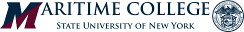Maritime College State University of New York Logo